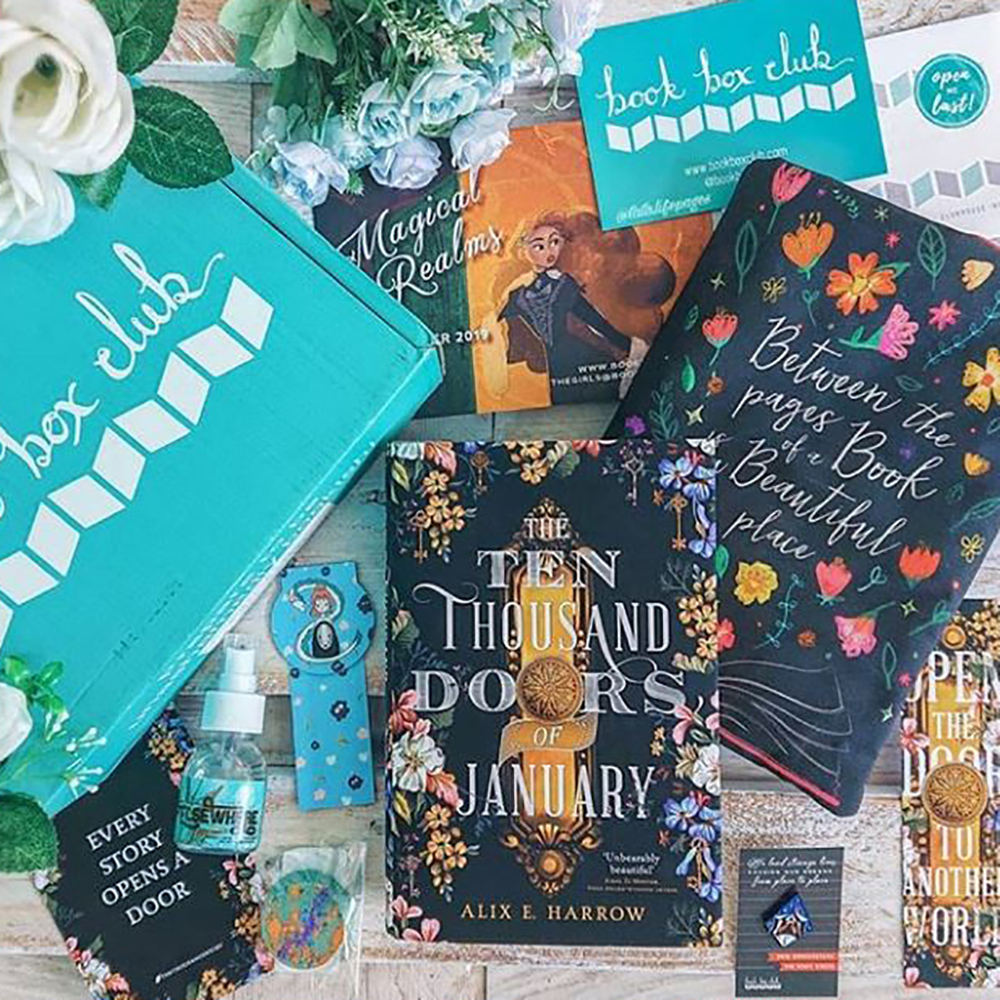 Book Box Club's Definitive Guide to Christmas 2019