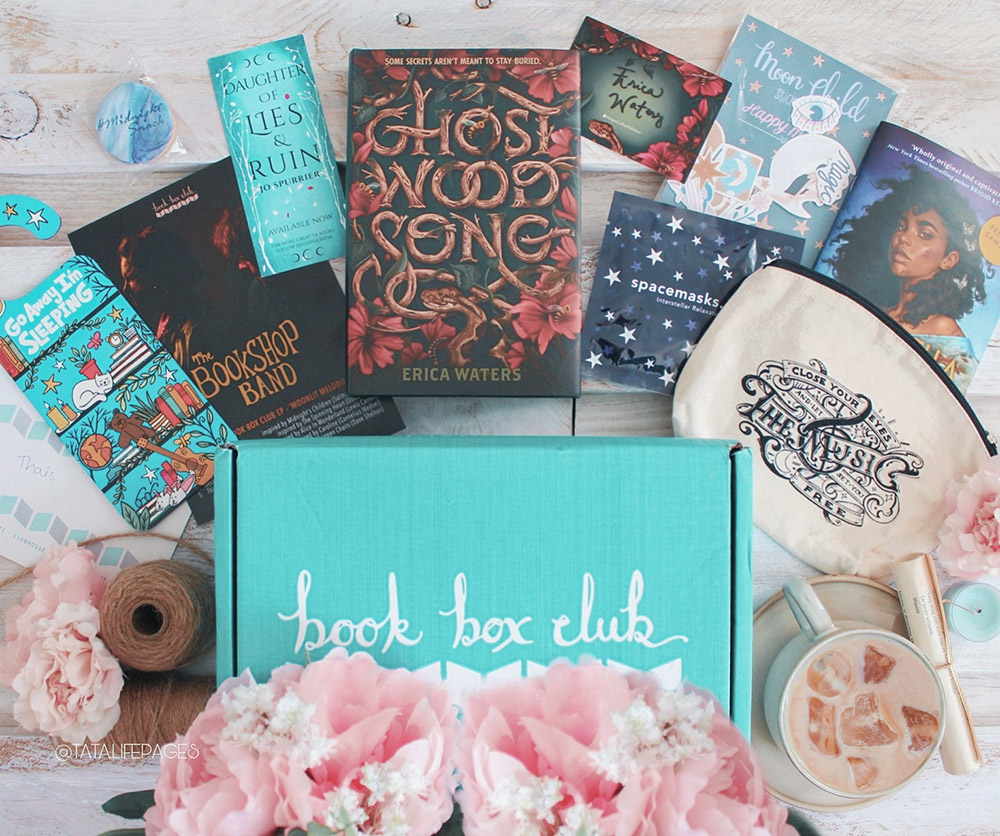 Book Box Club's Definitive Guide to Christmas 2020