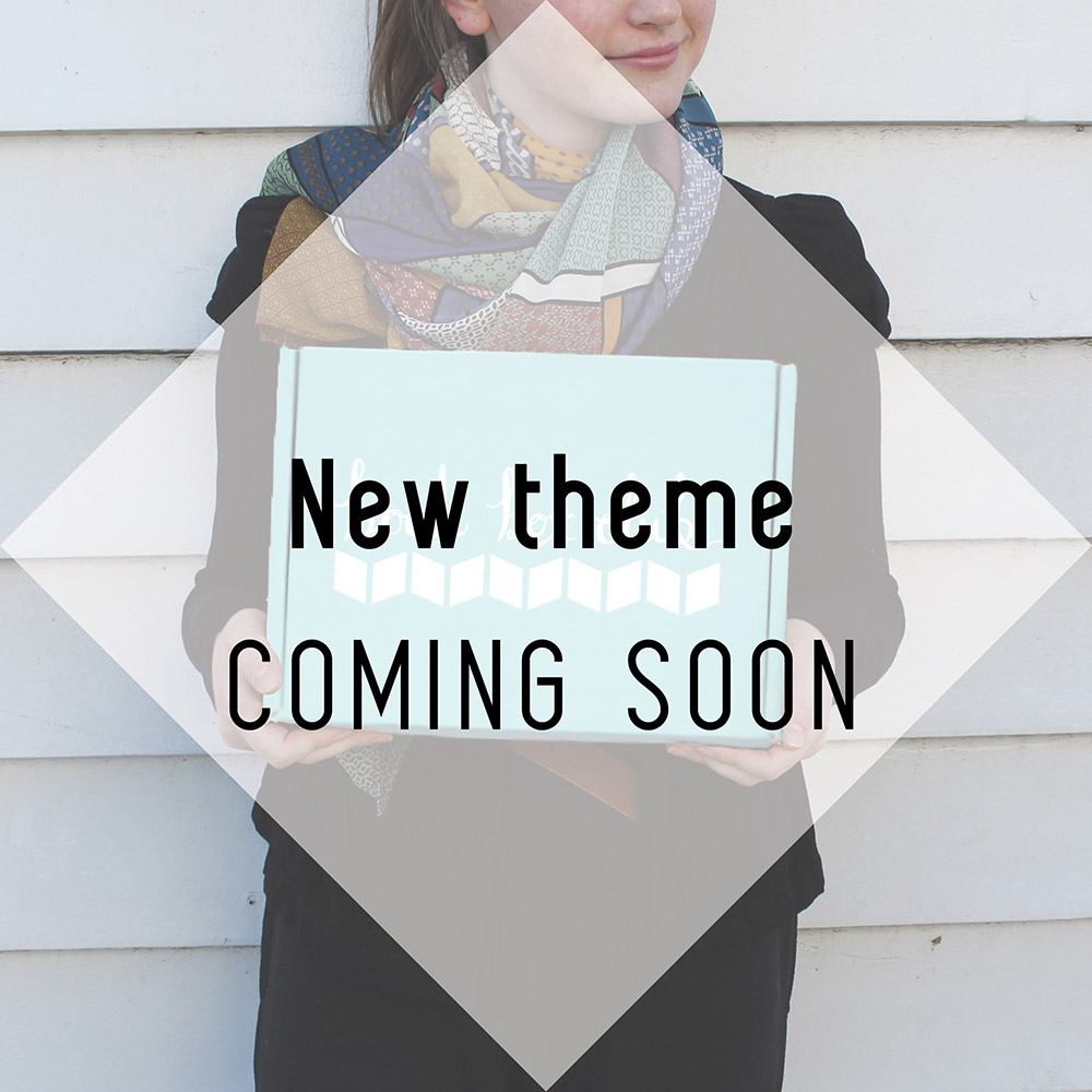 New theme coming soon Oct