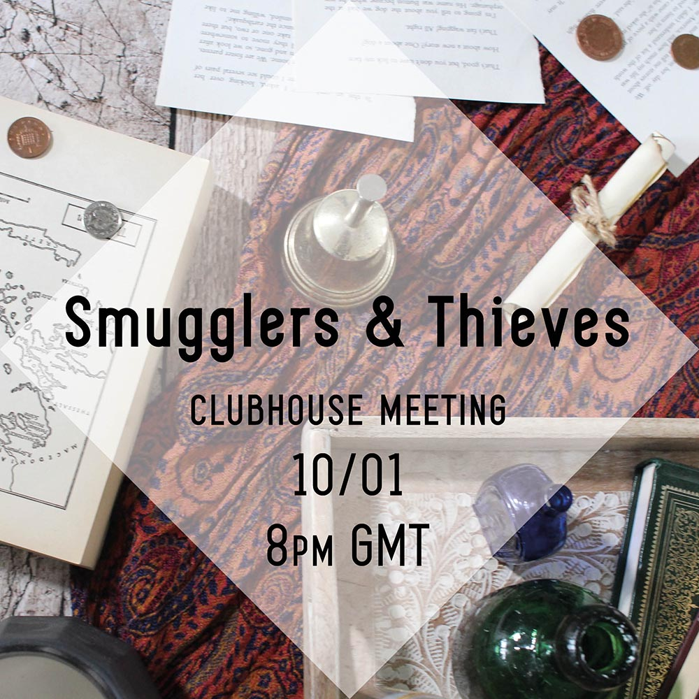 Smugglers & Thieves Book Group